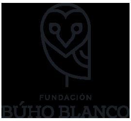 Logotipo Fundación Búho Blanco