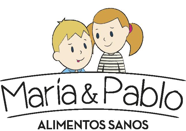 Logotipo María & Pablo