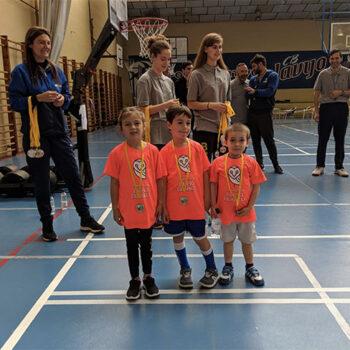Primer Torneo 3x3 Babybasket FBB
